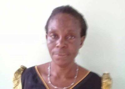 Kindergärtnerin: Avelina Mahundi