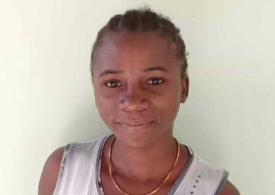 Krankenschwester: Adelina Kitalula