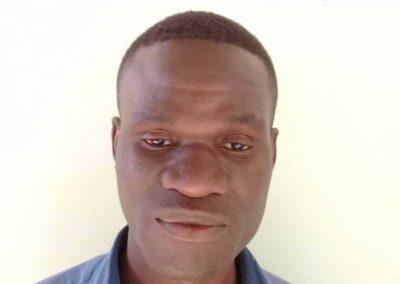 Lagerhaus Arbeiter: Sadiki Ngwada