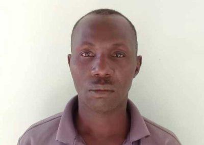 Lastwagen und Traktor Fahrer: Thoma Mbachangila