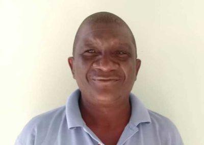 Leiter Security: Fulgence Chapeka