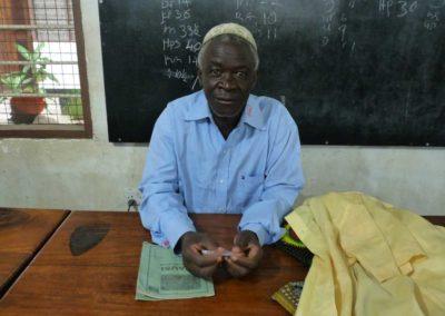 Lehrer Mgeluka