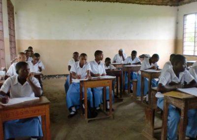 Sekundarschule Schüler
