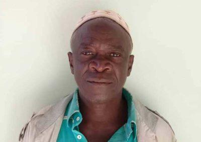 Nähschullehrer: Hussein Mgeluka