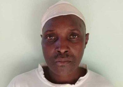 Security: Patrick Mpendaye