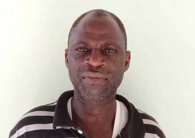Werkstattleiter: Ernest Malinjanga