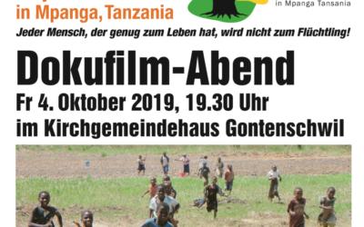 Vielen Dank, die reformierte Kirche Gontenschwil-Zetzwil unterstützt unser Projekt