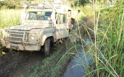 Regen, Regen und nochmal Regen –  neues aus Mpanga
